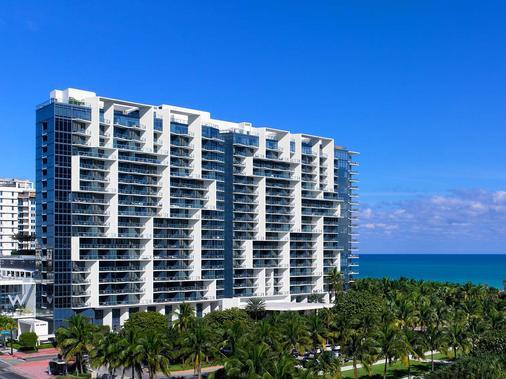 W South Beach - Miami Beach - Rakennus