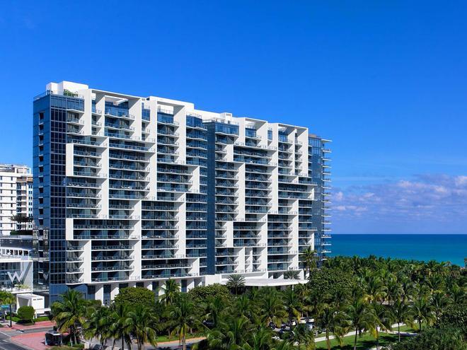 南海灘 W 酒店 - 邁阿密海灘 - 邁阿密海灘 - 建築