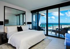 南海灘 W 酒店 - 邁阿密海灘 - 邁阿密海灘 - 臥室