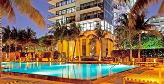 W South Beach - מיאמי ביץ' - בריכה