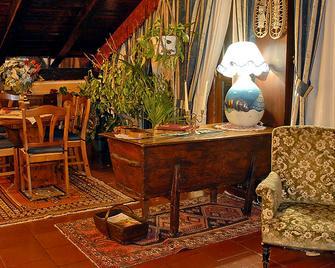 Hotel Edelweiss & Spa - Cesana Torinese - Huiskamer