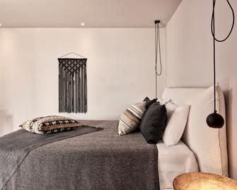 Minos Beach Art Hotel - Айос-Ніколаос - Bedroom