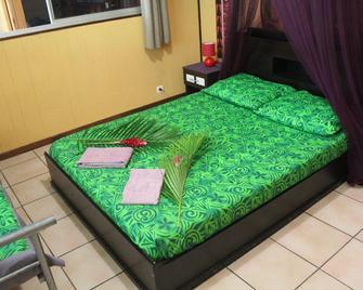 Pension Te Miti - Punaauia - Bedroom