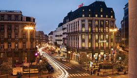 Brussels Marriott Hotel Grand Place - Bryssel - Rakennus