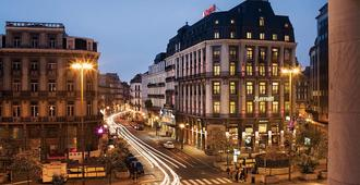 Brussels Marriott Hotel Grand Place - Bruselas - Edificio