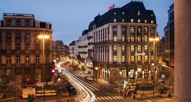 Brussels Marriott Hotel Grand Place - Brussels - Building