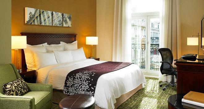 Brussels Marriott Hotel Grand Place - Brussels - Phòng ngủ