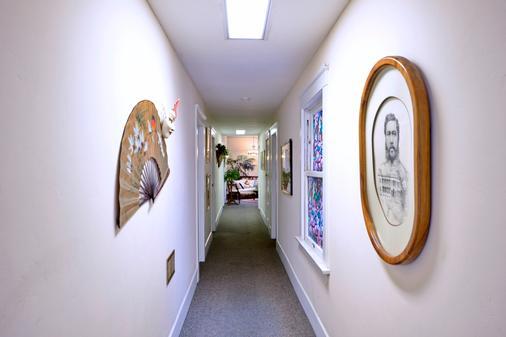 Gaslamp Quarter Hotel - San Diego - Hallway