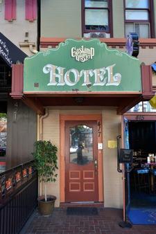 Gaslamp Quarter Hotel - San Diego - Toà nhà