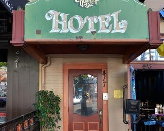 Gaslamp Quarter Hotel - San Diego - Building