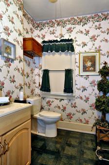 Gaslamp Quarter Hotel - San Diego - Bathroom