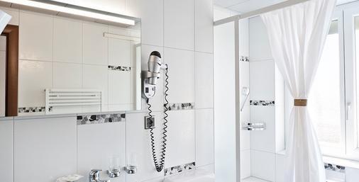 克朗尤特斯特拉斯酒店 - 蘇黎世 - 蘇黎世 - 浴室