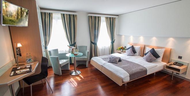 Hotel Krone Unterstrass - Zürich - Makuuhuone