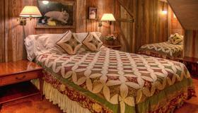 Kuebler Waldrip Haus Bed and Breakfast - New Braunfels - Bedroom