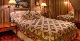 Kuebler Waldrip Haus Bed and Breakfast - New Braunfels - Quarto