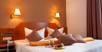 Hotel Kleefelder Hof - Hannover - Schlafzimmer