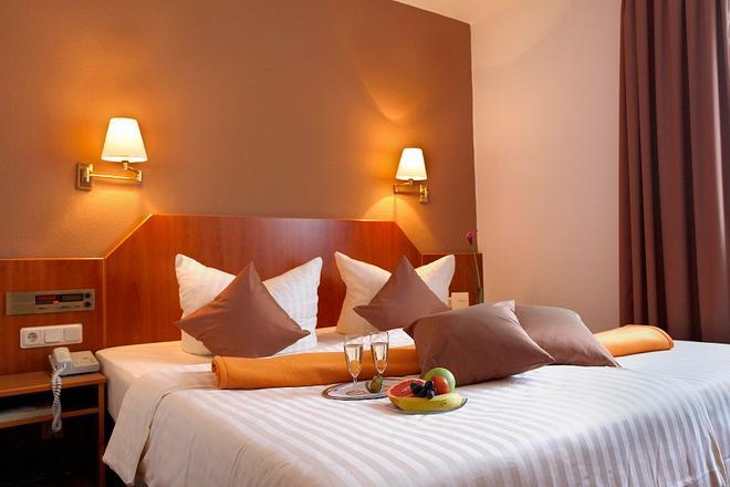 Hotel Kleefelder Hof - Hannover - Makuuhuone