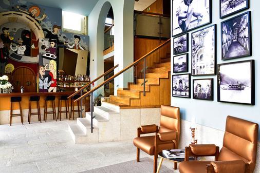 Pestana Vintage Porto - Oporto - Bar