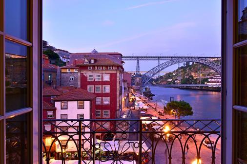 Pestana Vintage Porto - Porto - Ban công