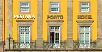 波爾圖世界遺產佩斯塔納復古酒店 - 波多 - 波多 - 建築