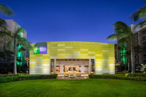 式阿魯巴島渡假村假日酒店 - 努德 - 棕櫚灘 - 建築