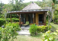 Botaira Beach Resort - Naviti Island - Building