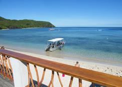Botaira Resort - Naviti Island - Балкон