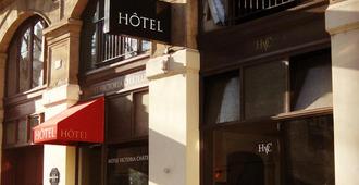Hotel Victoria Chatelet - París - Edificio