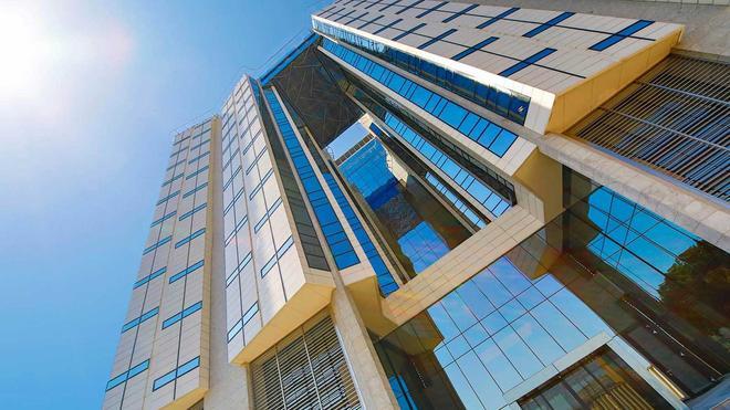 Amari Hotel Doha - Ντόχα - Κτίριο