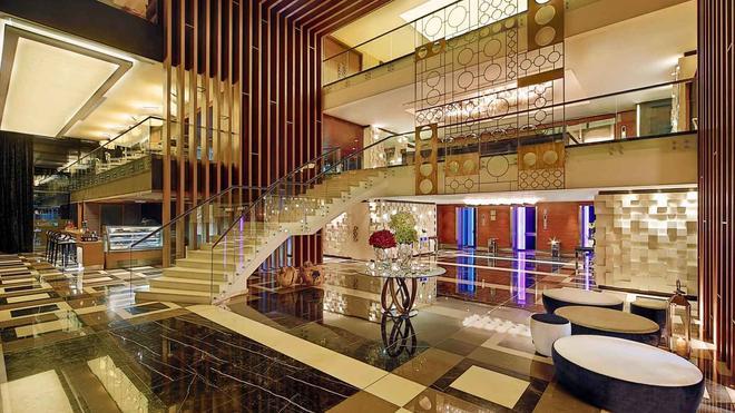 Amari Hotel Doha - Ντόχα - Σαλόνι ξενοδοχείου