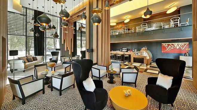 Amari Hotel Doha - Ντόχα - Σαλόνι