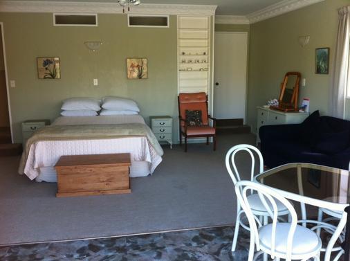 Somersal Bed & Breakfast - Te Awamutu - Bedroom