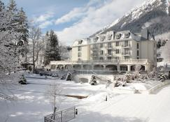 La Folie Douce Hôtel Chamonix - Mont-Blanc - Chamonix - Rakennus