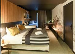 La Folie Douce Hotels Chamonix - Chamonix - Makuuhuone