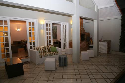 Ref House Barra Da Tijuca - Rio de Janeiro - Parveke