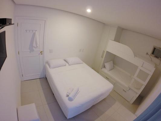 Ref House Barra Da Tijuca - Rio de Janeiro - Bedroom