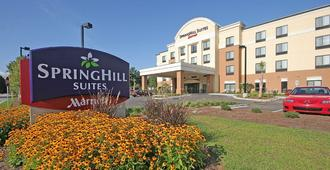 SpringHill Suites by Marriott Charleston N./Ashley Phosphate - North Charleston - Gebäude