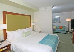 SpringHill Suites by Marriott Charleston North/Ashley Phosphate - North Charleston - Phòng ngủ