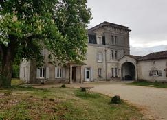 Château de Champblanc - Cognac - Building