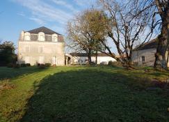 Château de Champblanc - Cognac - Vista del exterior