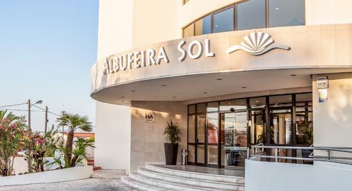 Albufeira Sol Hotel & Spa - Αλμπουφέιρα - Κτίριο