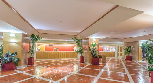 Albufeira Sol Hotel & Spa - Αλμπουφέιρα - Ρεσεψιόν