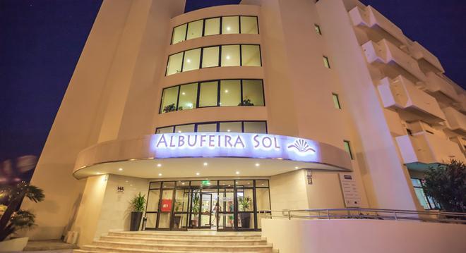 Albufeira Sol Hotel & Spa - Albufeira - Rakennus