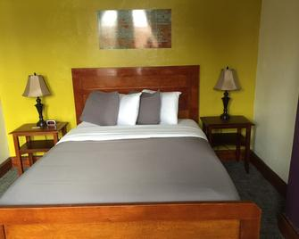 The Miner's Boutique Hotel - Butte - Schlafzimmer