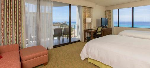 Marriott Hotel Waikiki Beach Resort & Spa - Honolulu - Parveke