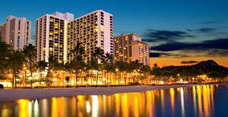 Waikiki Beach Marriott Resort & Spa - Honolulu - Vista del exterior