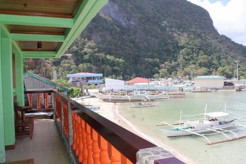 Nido Bay Inn - El Nido - Balcony