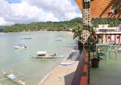 Nido Bay Inn - El Nido - Beach