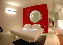 DuoMo hotel - Rimini - Schlafzimmer