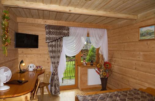 Pensjonat u Ani - Zakopane - Κρεβατοκάμαρα